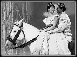 Julie Andrews as Cinderella