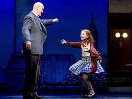 Annie brings Warbucks joy and hope.