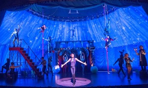 Pippin is a coming of age musical in which life is a circus.