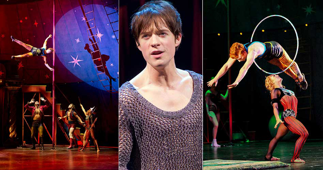 PIPPIN's circus theme offers insights into life.