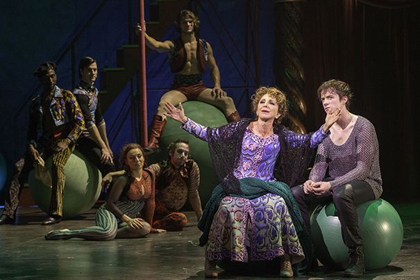 Pippin's grandmother has some upbeat advice.