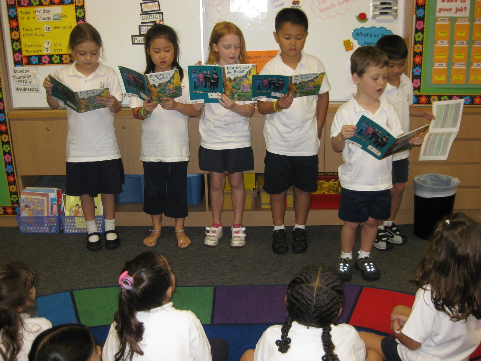 Reader's Theatre is a wonderful way to improve reading skills and understand literature.
