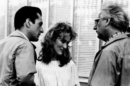 Grosbard directs De Niro and Streep in Falling in Love.