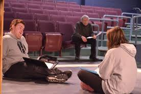 Directing a new play offers various challenges.