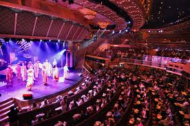 Cruise ship shows can be big!