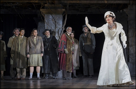 The Visit with Chita Rivera comes to Broadway after being performed this summer at the Williamstown Theatre Festival.
