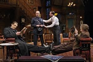 The Guthrie production of Arsenic and Old Lace offered plenty of opportunity for comedy.