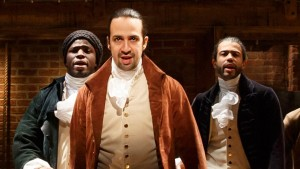 Lin Manuel Miranda is one of the more prolific performers on social media