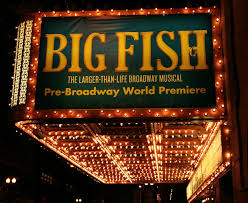 Lessons learned, teaching Big Fish the Musical